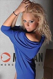 Dimitra Tisel model (Δήμητρα Τισελ μοντέλο). Photoshoot of model Dimitra Tisel demonstrating Face Modeling.Face Modeling Photo #120083
