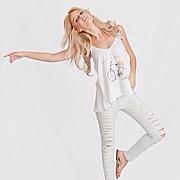 Dimitra Tisel model (Δήμητρα Τισελ μοντέλο). Photoshoot of model Dimitra Tisel demonstrating Fashion Modeling.Fashion Modeling Photo #152961