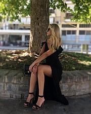 Dimitra Tisel model (Δήμητρα Τισελ μοντέλο). Photoshoot of model Dimitra Tisel demonstrating Fashion Modeling.designer: Dare2WearFashion Modeling Photo #186002