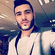 Dimitrios Iliadis Kipriotis model. Photoshoot of model Dimitrios Iliadis Kipriotis demonstrating Face Modeling.Face Modeling Photo #169420