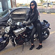 Dina Fekry Model