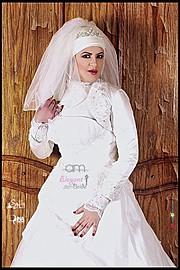 Dina Sallam makeup artist veil designer. Work by makeup artist Dina Sallam demonstrating Fashion Makeup.Fashion Makeup Photo #71090