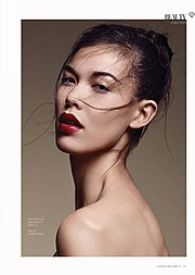 Diva Cam model (modèle). Photoshoot of model Diva Cam demonstrating Face Modeling.Face Modeling Photo #111773