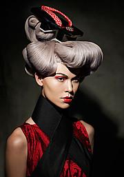 Diva Cam model (modèle). Photoshoot of model Diva Cam demonstrating Face Modeling.institute magazineFace Modeling Photo #169398