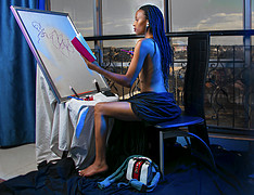 Diverse Ahava Models Uganda modeling agency. Modeling work by model Philips.ZOOM ONE PHOTOGRAPHYPHOTOGRAPHER: STEVEN KABUKAMODEL: PHILIPSWomen Casting Photo #218092