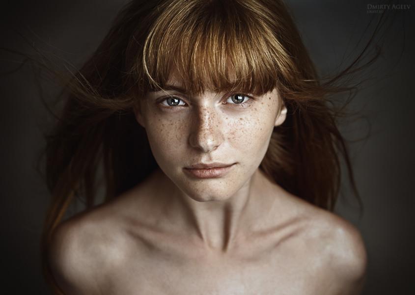 Dmitry Ageev photographer (фотограф). Work by photographer Dmitry Ageev demonstrating Portrait Photography.Portrait Photography Photo #111953