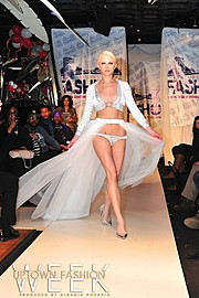 Dominika Fronckiewicz model. Photoshoot of model Dominika Fronckiewicz demonstrating Runway Modeling.Runway Modeling Photo #71494