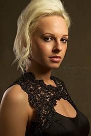 Dominika Fronckiewicz model. Photoshoot of model Dominika Fronckiewicz demonstrating Face Modeling.Face Modeling Photo #71503