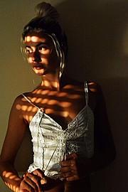 Dona Pjetri model (modele). Photoshoot of model Dona Pjetri demonstrating Fashion Modeling.Fashion Modeling Photo #175129