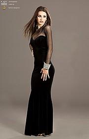 Dona Pjetri model (modele). Photoshoot of model Dona Pjetri demonstrating Fashion Modeling.Fashion Modeling Photo #175130