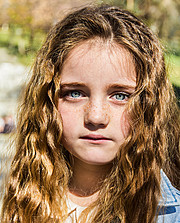 Donald Plozha photographer (fotograf). Work by photographer Donald Plozha demonstrating Children Photography.Face CloseupChildren Photography,Face Modeling,Creative Makeup Photo #178474