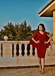 Donia Sherif model. Photoshoot of model Donia Sherif demonstrating Fashion Modeling.Fashion Modeling Photo #227297