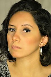 Donia Sherif model. Photoshoot of model Donia Sherif demonstrating Face Modeling.Face Modeling Photo #227298