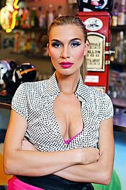Dora Graff makeup artist. Work by makeup artist Dora Graff demonstrating Beauty Makeup.Beauty Makeup Photo #75821