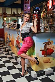 Dora Graff makeup artist. makeup by makeup artist Dora Graff. Photo #75822