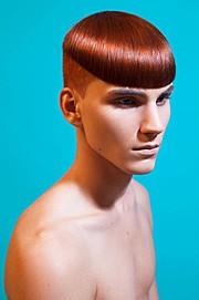 Dora Graff makeup artist. Modeling work by model Matthew David.model Matthew David Photo #75824