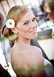 Dora Graff makeup artist. Work by makeup artist Dora Graff demonstrating Bridal Makeup.Bridal Makeup Photo #75832