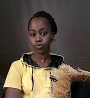 Dorcas Maina Model