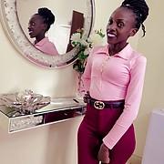 Doreen Mbaabu Model