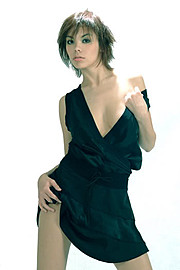 Dorka Banki model. Photoshoot of model Dorka Banki demonstrating Fashion Modeling.Fashion Modeling Photo #154088