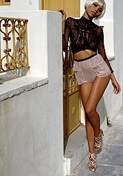 Dorka Banki model. Photoshoot of model Dorka Banki demonstrating Fashion Modeling.Fashion Modeling Photo #154089