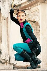 Dorka Banki model. Photoshoot of model Dorka Banki demonstrating Fashion Modeling.Fashion Modeling Photo #154096