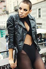 Dorka Banki model. Photoshoot of model Dorka Banki demonstrating Fashion Modeling.Fashion Modeling Photo #154097