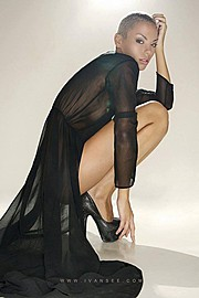 Dorka Banki model. Photoshoot of model Dorka Banki demonstrating Fashion Modeling.Fashion Modeling Photo #154109