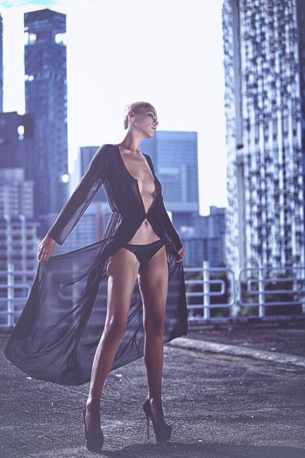 Dorka Banki model. Photoshoot of model Dorka Banki demonstrating Fashion Modeling.Fashion Modeling Photo #154110