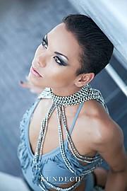 Dorka Banki model. Photoshoot of model Dorka Banki demonstrating Face Modeling.Face Modeling Photo #154112