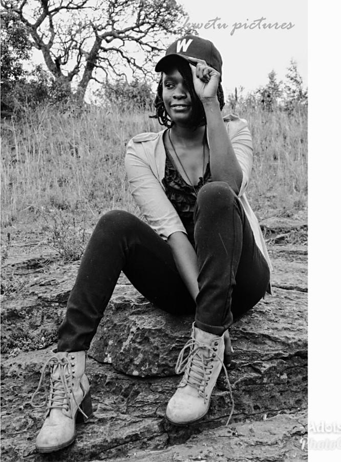 Dorothy Midamba Model