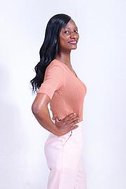 Doublyn Awuor model. Photoshoot of model Doublyn Awuor demonstrating Fashion Modeling.Fashion Modeling Photo #218682