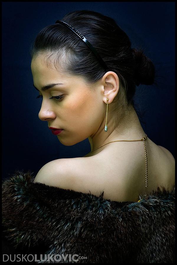 Dusko Lukovic photographer. Work by photographer Dusko Lukovic demonstrating Portrait Photography.Portrait Photography Photo #200486