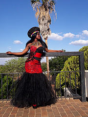 DVP Northwest modeling agency. Modeling work by model Kelebogile.Photographer :Magugu Tause Model :Kelebogile Location :phokengWomen Casting Photo #203125