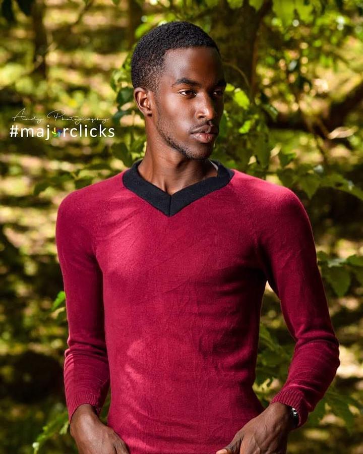 Edwin Macharia Model