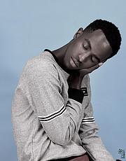 Edwin Macharia model. Photoshoot of model Edwin Macharia demonstrating Fashion Modeling.Fashion Modeling Photo #212947