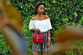 Effie Magara model. Photoshoot of model Effie Magara demonstrating Fashion Modeling.Fashion Modeling Photo #189763