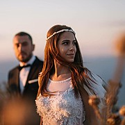 Efstathia Andreou makeup artist (μακιγιέρ). Work by makeup artist Efstathia Andreou demonstrating Bridal Makeup.Bridal Makeup Photo #186751