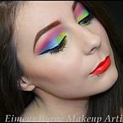 Eimear Byrne makeup artist. makeup by makeup artist Eimear Byrne. Photo #127655