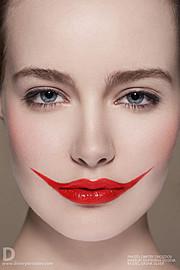 Ekaterina Guseva makeup artist (Екатерина Гусева визажист). Work by makeup artist Ekaterina Guseva demonstrating Creative Makeup.Portrait Photography,Creative Makeup Photo #57689