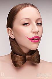 Ekaterina Guseva makeup artist (Екатерина Гусева визажист). Work by makeup artist Ekaterina Guseva demonstrating Creative Makeup.Portrait Photography,Creative Makeup Photo #57691