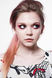 Ekaterina Ilyina Модель