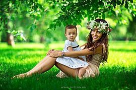 Ekaterina Shtern (Екатерина Штерн) childrens photographer. Work by photographer Ekaterina Shtern demonstrating Baby Photography.Baby Photography Photo #71560