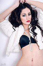 Eleftheria Sorwtou model (Ελευθερία Σορώτου μοντέλο). Photoshoot of model Eleftheria Sorwtou demonstrating Face Modeling.Face Modeling Photo #116670