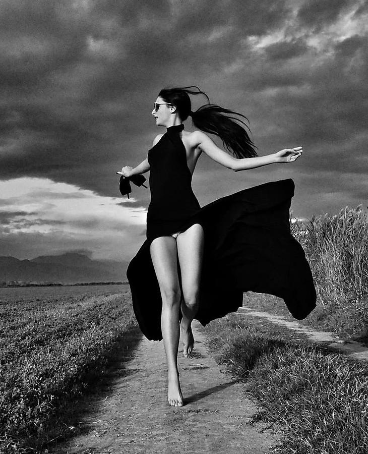 Eleftheria Sorwtou model (Ελευθερία Σορώτου μοντέλο). Photoshoot of model Eleftheria Sorwtou demonstrating Fashion Modeling.Fashion Modeling Photo #179733