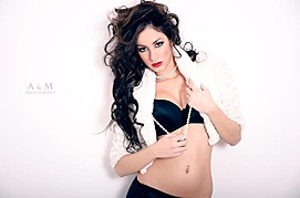 Eleftheria Sorwtou model (Ελευθερία Σορώτου μοντέλο). Photoshoot of model Eleftheria Sorwtou demonstrating Face Modeling.Face Modeling Photo #99801