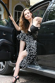 Elena Kollarova model. Photoshoot of model Elena Kollarova demonstrating Commercial Modeling.Commercial Modeling Photo #122696