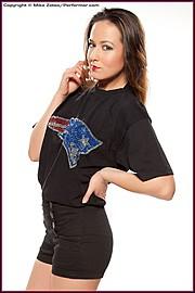 Elena Kollarova model. Photoshoot of model Elena Kollarova demonstrating Fashion Modeling.Fashion Modeling Photo #122699