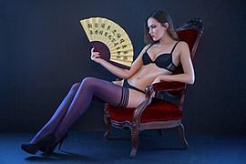 Elena Kollarova model. Photoshoot of model Elena Kollarova demonstrating Body Modeling.Body Modeling Photo #122700