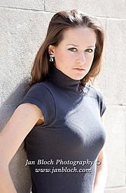 Elena Kollarova model. Photoshoot of model Elena Kollarova demonstrating Face Modeling.Face Modeling Photo #122706